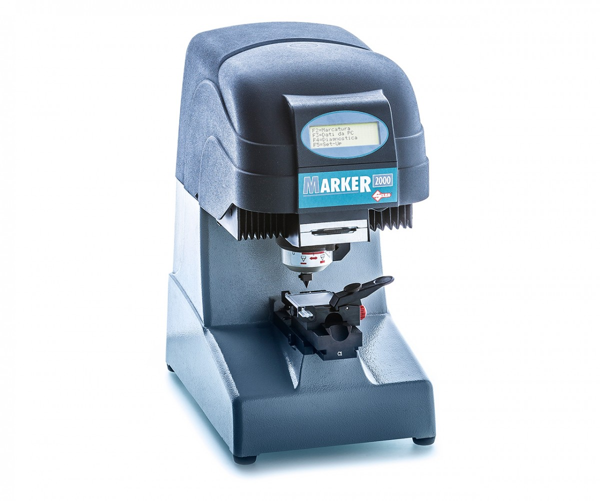 Marker 2000 Electronic Marcators Key Cutting Machines