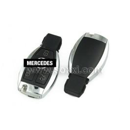 Mercedes Chrome 3B Shells (Replace)