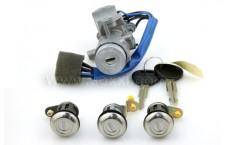 81905-02A00 GENUINE HYUNDAI ATOS KEY & CYLINDER-LOCK SET
