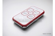 REMOTE AIR V WHITE/RED 4B