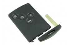 Renault 4B Smart Remote Key