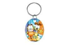 KC-G3 Garfield & Odie Key Chain