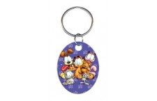 KC-G4 Garfield & Friends Key Chain