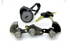 81905-2E010 GENUINE HYUNDAI TUCSON KEY & CYLINDER-LOCK SET