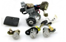 81905-28001AQ GENUINE HYUNDAI ELANTRA KEY & CYLINDER-LOCK SET