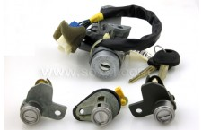 81905-25A10 GENUINE HYUNDAI VERNA KEY & CYLINDER-LOCK SET