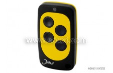 Jane Remote Fixed Code 4B - Yellow