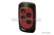 Jane Remote Fixed Code ADJ Freq 4B - Red