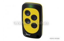 Jane Remote Fixed Code ADJ Freq 4B - Yellow