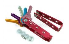 Keyport Pivot - Red (Keys not included)