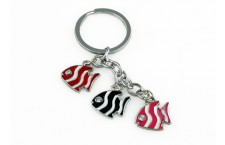 Colourful key Chain - Nemo Design
