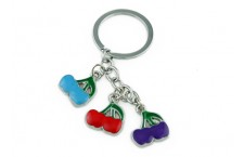 Colourful key Chain - Apple Design