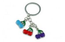 Colourful key Chain - Apple Design