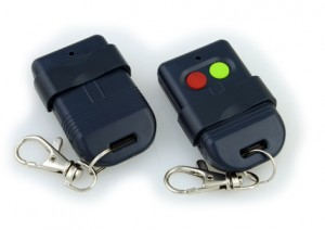 Autogate Red & Green Button (8PDS)