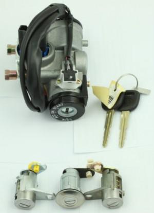 0K2NT-09010B GENUINE KIA SPECTRA KEY & CYLINDER-LOCK SET